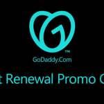 godaddy renewal promo code daily update