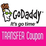 The Latest GoDaddy Transfer Coupon in November 2018 – $0.99 includes 1-year extension
