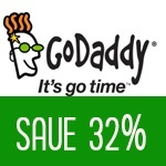 Godaddy Promo Code Hosting Renewal save 32% off!