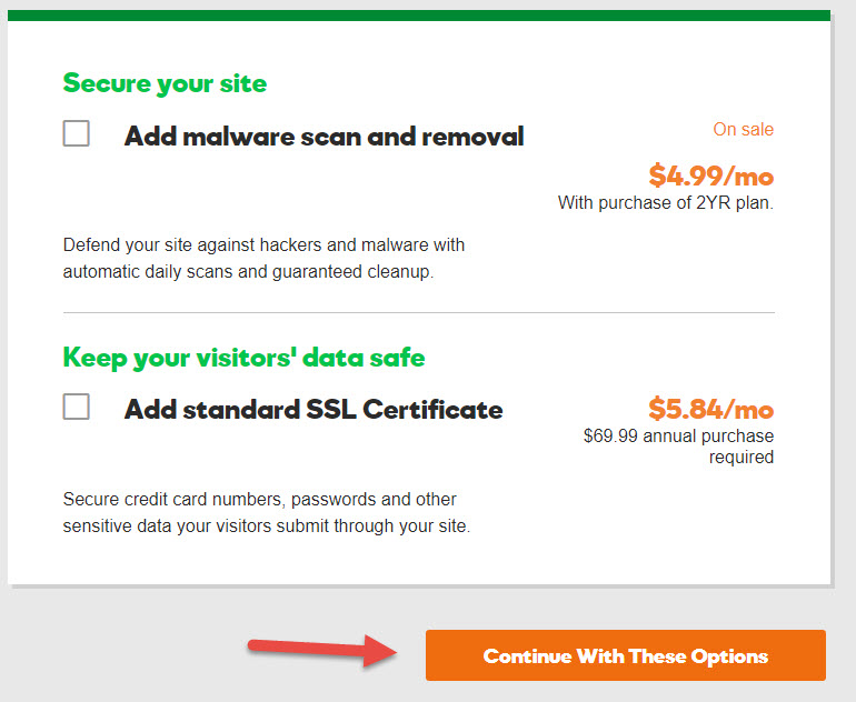 GoDaddy Hosting Coupon For Only $1/mo plus Free Domain