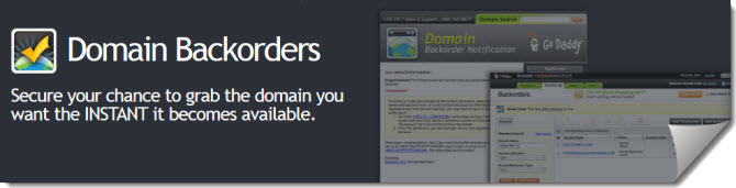 GoDaddy Backorders: Fast with Automatic Bidding