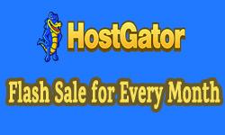 HostGator Flash Sale: 60% off hosting + $8 select Domains