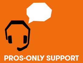pro-only-support