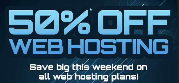Domain.Com Hosting Coupon: 50% off all plans!