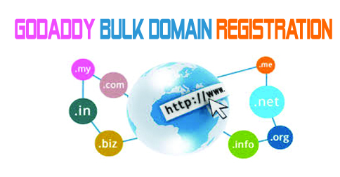 40% Off GoDaddy Bulk Domain Coupon August 2019
