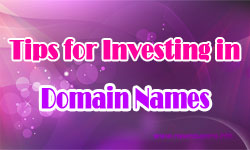 TB Tips for Investing in Domain Names
