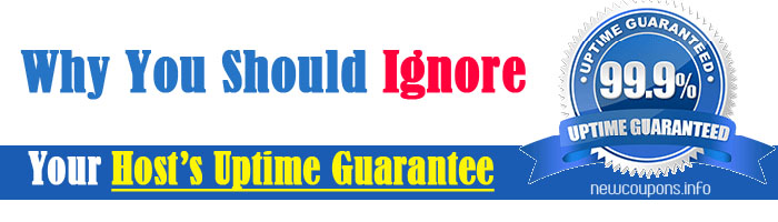 Why You Should Ignore Your Host's Uptime Guarantee