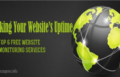 website uptime monitor services with 06 free tools