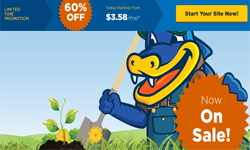 HostGator Promo Code 60% off New Hosting
