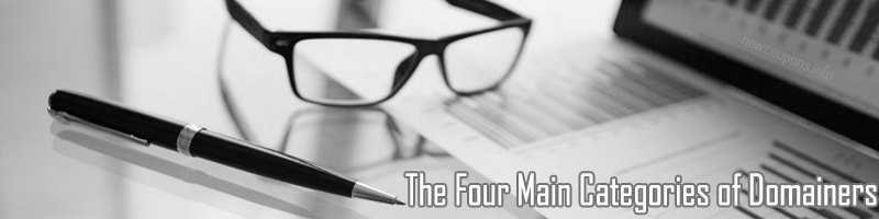 The Four Main Categories of Domainers