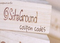 SiteGround Coupons & Promotions: $9.95/yr + Free domain