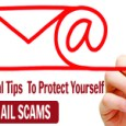 5 tips protection yourself from email scams