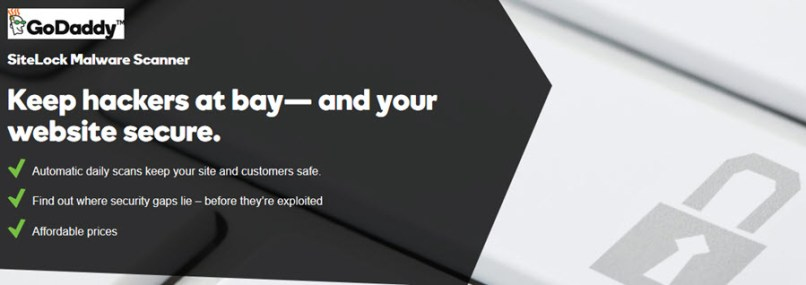 GoDaddy SiteLock Coupon for 2019 - Up to 40% Off