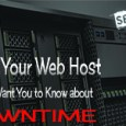 why your website is downtime
