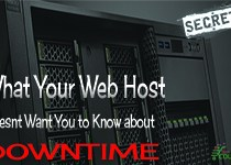 What Your Web Host Will Not Tell You About Downtime