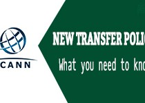 ICANN New Transfer Policy