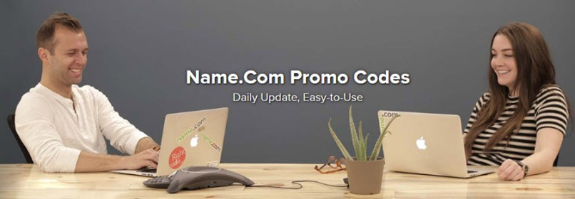 Name.Com Promo Code and Coupon in March 2019