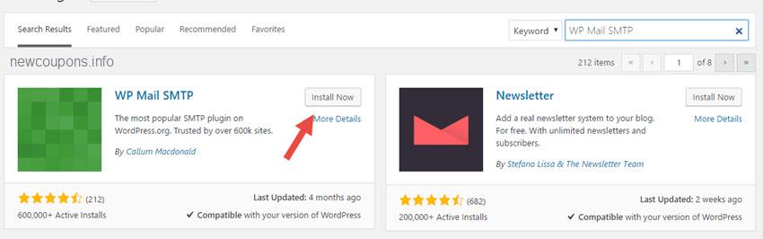 Send email from GoDaddy Wordpress Hosting, How to do ?