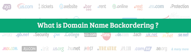 Godaddy Domain Backorder Coupon - Save 40%