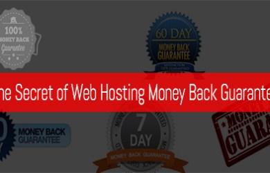 Web Hosting Money Back Guarantee Secret Revealed