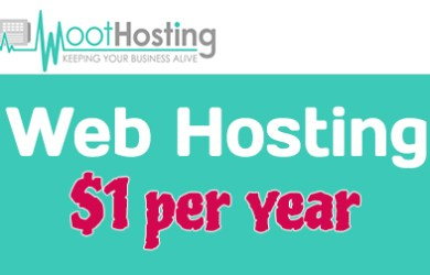 WootHosting $1 hosting coupon