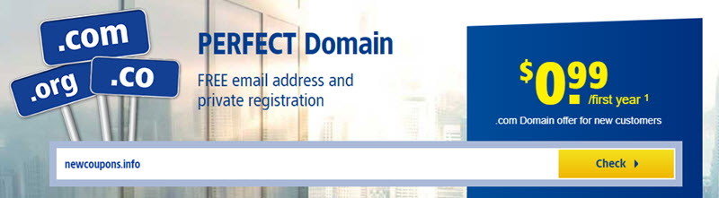 Register Cheap Domain Names From 1and1 com