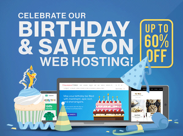 HostGator 15th Birthday Sale: Save 60% Shared, Cloud, and WordPress Hosting