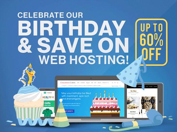 HostGator 15th Birthday Sale: Save 60% Shared, Cloud, and WordPress Hosting