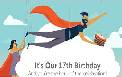 namecheap 17th birth promotion