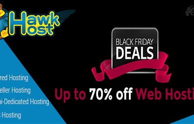 hawkhost black friday 2017 70% off coupons