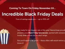 NameCheap Black Friday 2017 Deals – Up to 99% off New Domains