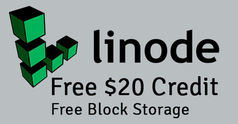 Linode Coupon & Promo Codes November 2018 – Free $20 Credit
