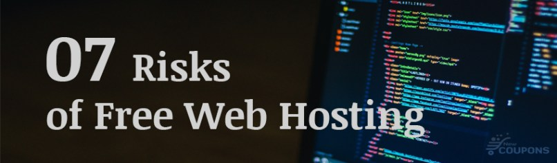 The 07 Biggest Risks When Use Free Web Hosting