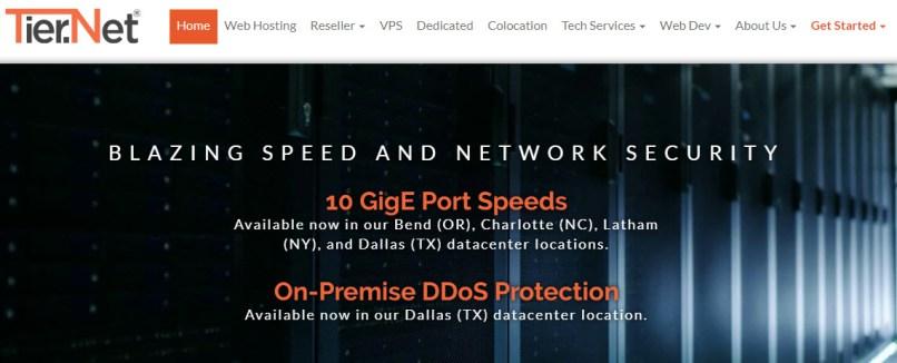 Tier.Net's VPS Specials - Starts $7.5 for 4GB Ram 1CPU