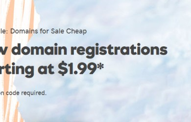 domains as low as 1.99 at godaddy