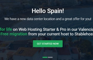 stablehost 70 off for life web hosting in valencia spain