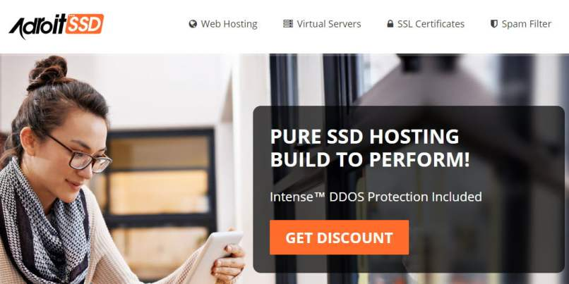 Register Domains For Just $5.99 at AdroitSSD - Free Privacy Protection