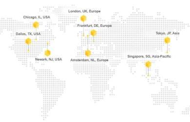 fastcomet datacetner locations