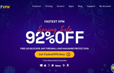 FastestVPN vpn service