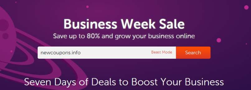 NameCheap Business Week Sale - Up to 80% Off Domain, Hosting, VPN, SSL
