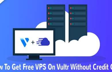 get free vultr vps