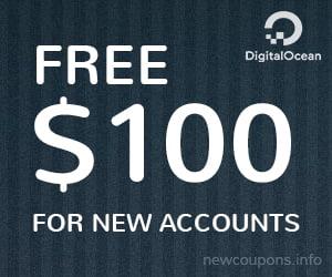 DigitalOcean 100$ Credit Promo