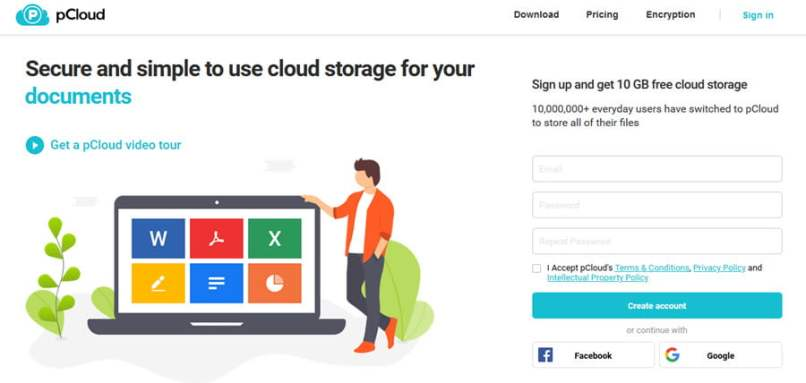 75% OFF pCloud Premium Lifetime Offer On May 2021