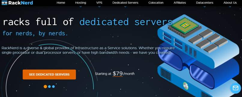 RackNerd Cheap KVM VPS - 1.5GB For $16.55/Yr - $3.5 GB For $28.99