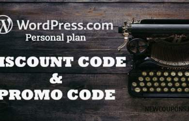 Wordpress Personal Plan Discount
