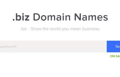name.com .biz on sale