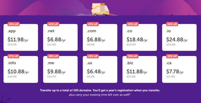 NameCheap Domain Transfer Sale - .COM/.NET For $6.88