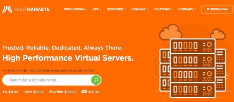 HostNamaste Cheap Windows VPS Offers - $40/Year For 1GB RAM