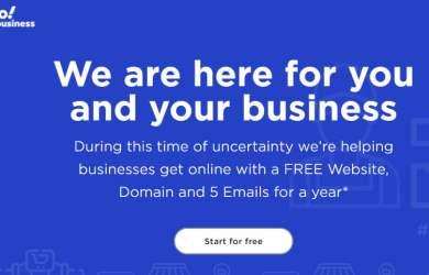 Yahoo Free Domain Name
