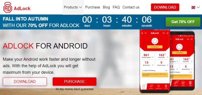 70% OFF AdLock Lifetime Discount Coupon On March 2021